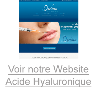 Acide hyaluronique Nyon Rolle Genève